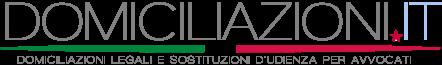 Domiciliazioni.it :: Domiciliazioni Legali e Sostituzioni d'Udienza per Avvocati